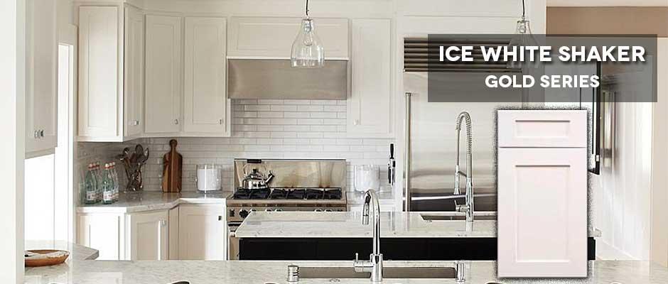 Ice White Shaker