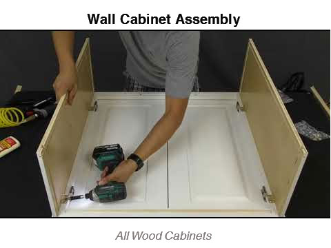 Wall Cabinet Assembly (CS)