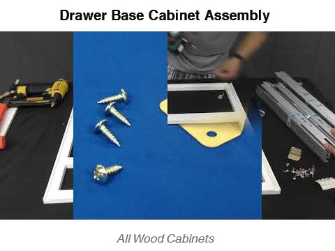 Drawer Base Assembly (CS)