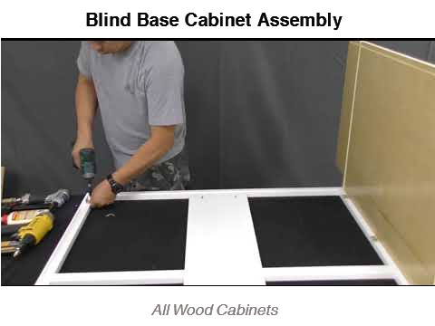 Blind Base Assembly (CS)