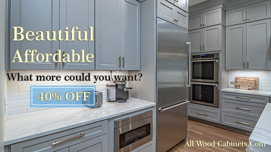 All Wood Cabinets